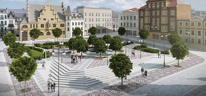 Czynnik kompozycji urbanistycznej cz. 4