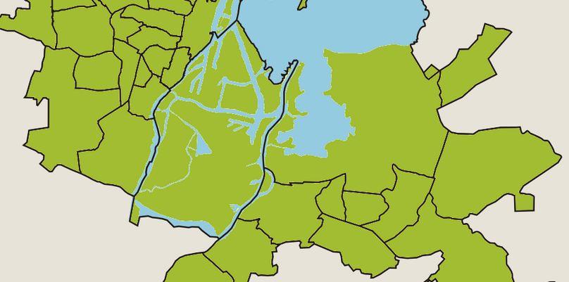 Łączenie gmin
