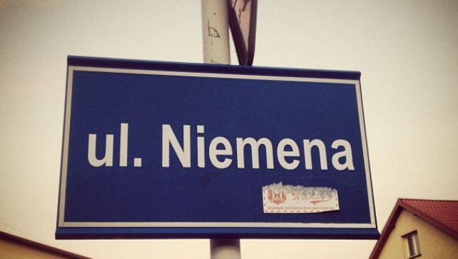Nazwy ulic ku czci zasłużonych osób