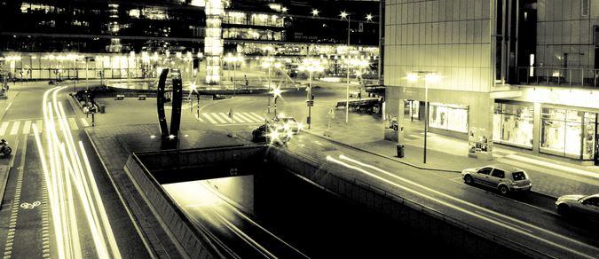 Przegląd ruchu miejskiego