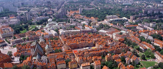 Uboczne środowiska miasta